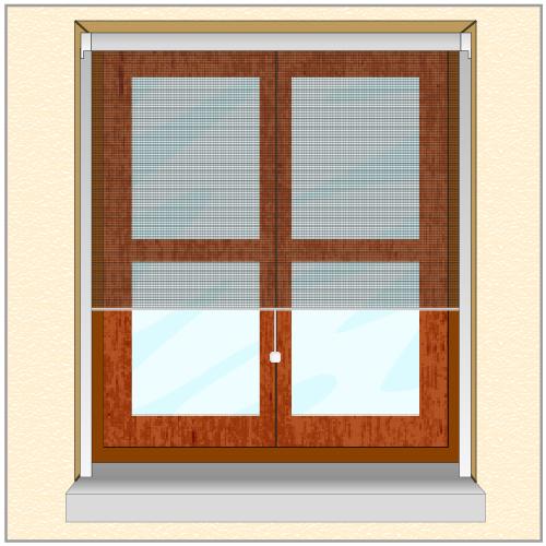 Installer Une Moustiquaire Store