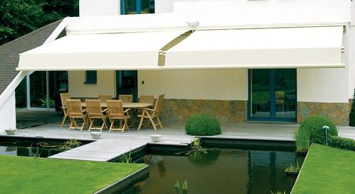 Store terrasse balcon infos et conseils for Rideaux pour terrasse exterieur