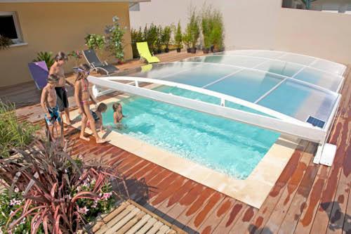 Comparatif des abris de piscine comment choisir ooreka for Comparatif prix piscine