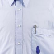 enlever une tache de stylo bille encre permanente nettoyer une tache. Black Bedroom Furniture Sets. Home Design Ideas