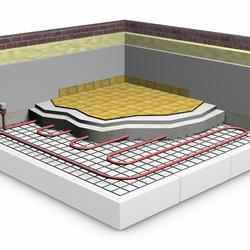 Collecteur plancher chauffant installation du plancher - Inconvenient plancher chauffant electrique ...