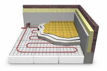 Isolation plancher chauffant installer un plancher for Epaisseur d un plancher chauffant