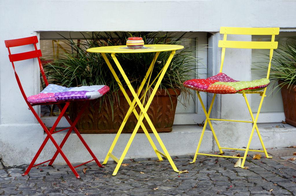 table de terrasse mod les mat riaux prix ooreka. Black Bedroom Furniture Sets. Home Design Ideas