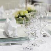 Dresser une table la fran aise mariage - Dresser table couverts ...