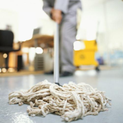 Nettoyer les taches sur du lino