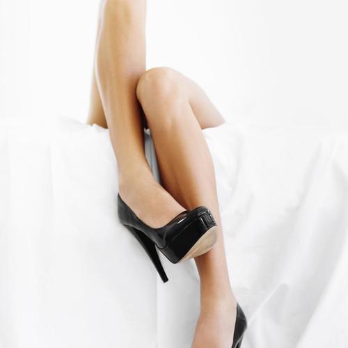 Porter des chaussures à talons sans avoir mal au dos