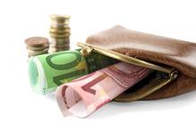 Billets et monnaie