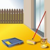 peindre le sol d 39 un balcon ou d 39 une terrasse terrasse. Black Bedroom Furniture Sets. Home Design Ideas