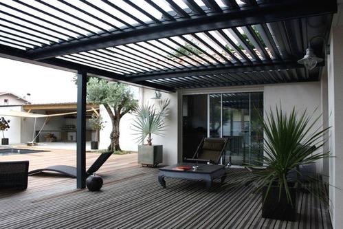 intro abri terrasse les diff rents abris de terrasse. Black Bedroom Furniture Sets. Home Design Ideas