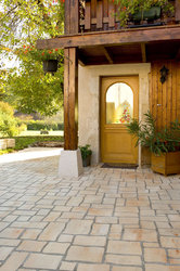 Terrasse beton infos et conseils sur la terrasse b ton Terrasse en beton decoratif