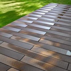 Peindre le sol d 39 un balcon ou d 39 une terrasse terrasse - Peindre une terrasse en bois ...