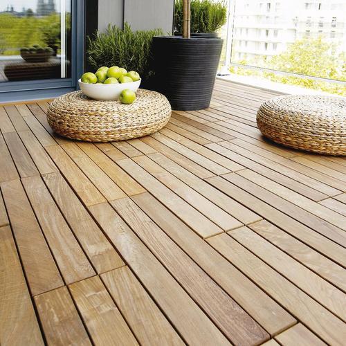 Pose Terrasse : Infos Et Conseils Sur La Pose D'Une Terrasse
