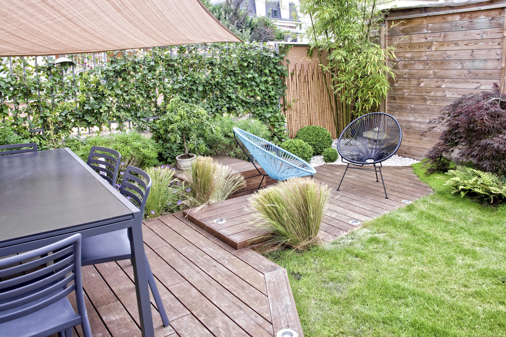 Agrandir sa terrasse obligations et r alisation ooreka for Agrandir terrasse bois