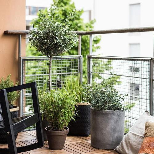D coration et am nagement ext rieurs 9 conseils ooreka for Idee deco terrasse appartement