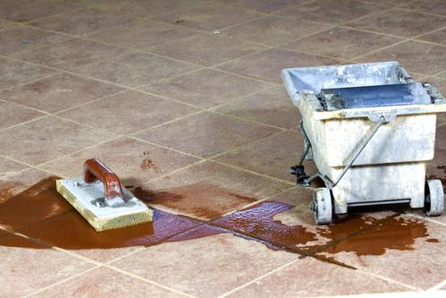 Entretien terre cuite nettoyage r gulier - Nettoyage carrelage acide chlorhydrique ...