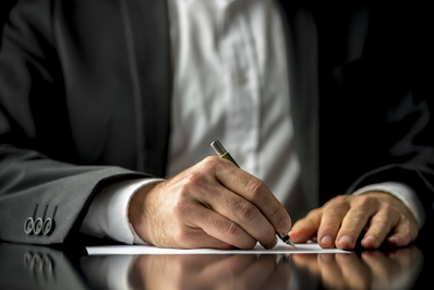 Modèle de lettre pour Abandon d'usufruit / Successions / Notaires