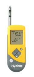 thermo-hydromètre pour mesurer l'humidité de l'air ambiant