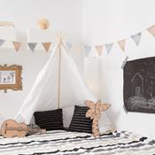 comment construire un tipi ooreka. Black Bedroom Furniture Sets. Home Design Ideas