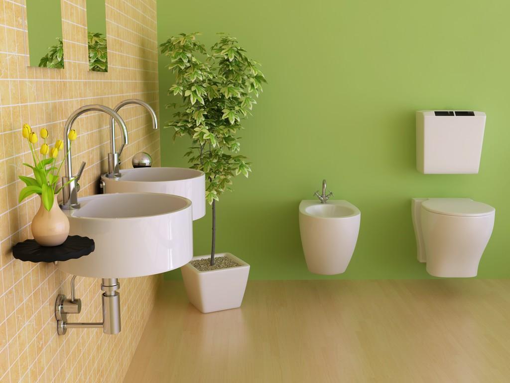 Peinture toilettes caract ristiques qualit s prix ooreka for Peinture pour toilette