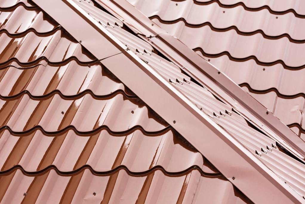 Noue toiture : principe et utilité de la noue de toiture