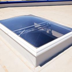 Puits de lumière pour toit plat
