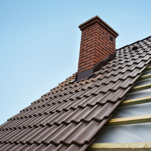 Calculer la pente d'un toit