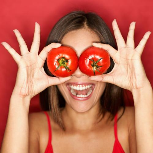 La tomate et le lycopène