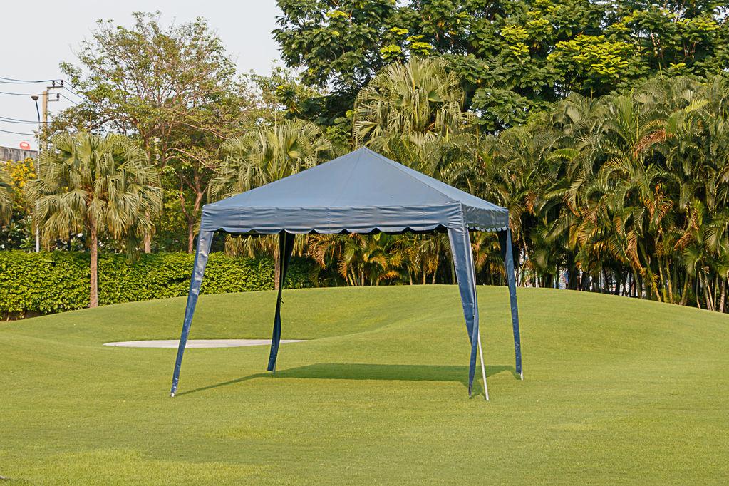 tonnelle parapluie infos conseils ooreka. Black Bedroom Furniture Sets. Home Design Ideas