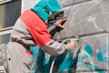 Traitement anti graffiti