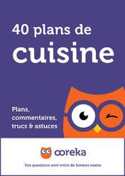 40 plans de cuisine