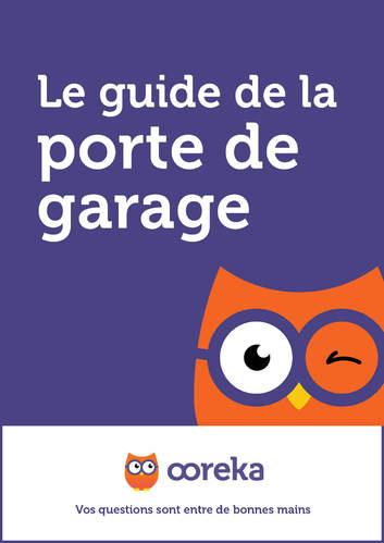 Porte de garage basculante types installation prix ooreka - Prix porte de garage ...