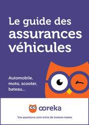 Le guide des assurances véhicules
