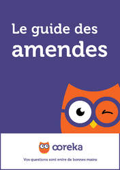 Le guide des amendes