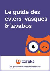 Le guide des éviers, vasques & lavabos