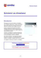 Entretenir un climatiseur
