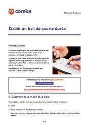 Modèle de lettre : Saisine de la Commission départementale de ...