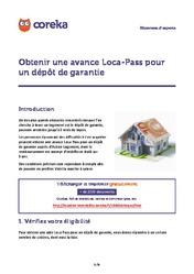 Location immobilier t l chargez les fiches pratiques - Recuperer caution logement ...