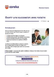 Succession t l chargez les fiches pratiques - Question notaire succession ...
