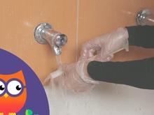 Nettoyage du matériel de peinture