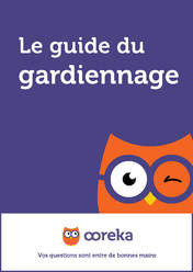 Le guide du gardiennage