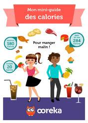 Mon mini-guide des calories