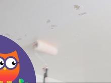 Imperméabilisation d'un plafond