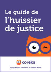 Le guide de l'huissier de justice
