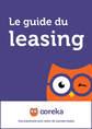 Le guide du leasing