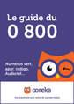 Le guide du 0 800