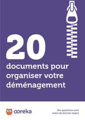 20 Documents Pour Organiser Votre D M Nagement