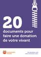 20 documents pour faire une donation de votre vivant