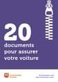 20 documents pour assurer votre voiture