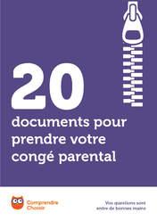 20 Documents Pour Prendre Votre Conge Parental A Telecharger