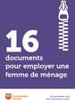 16 documents pour employer une femme de ménage